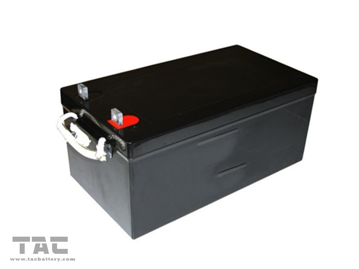 Rechargeable AGM Lead Acid Battery Pack 12V 200Ah  for Auto Car