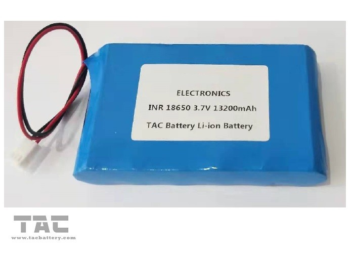 Lithium ion Battery Pack for Telecom Equipment 18650 13.2AH 3.7V